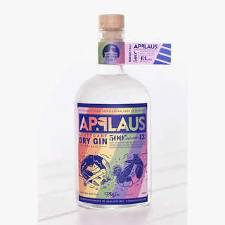APPLAUS DRY GIN – 2018  CSD Edition